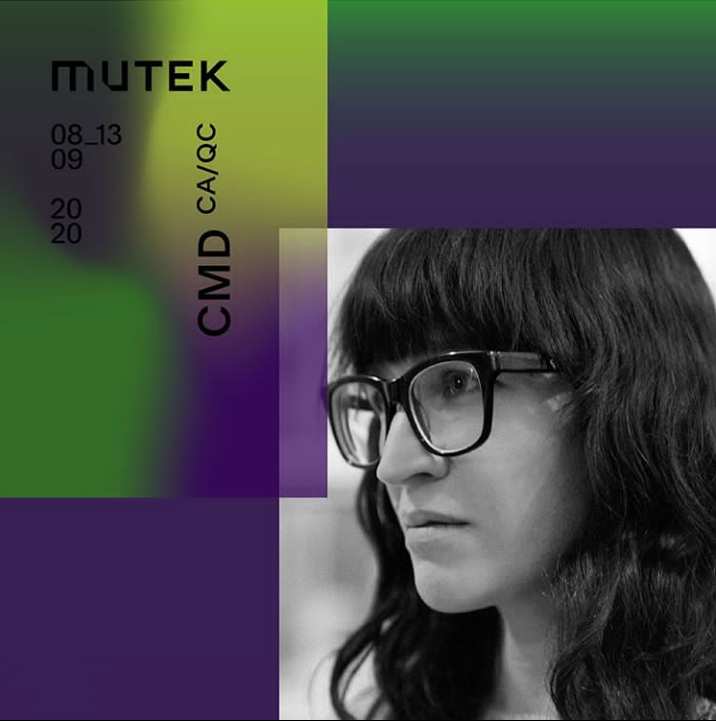 CMD at mutek 2020